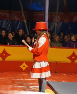 Zirkusdirektor Jasmin